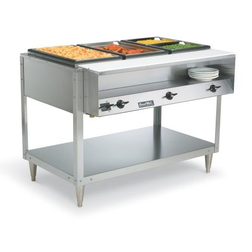 Vollrath ServeWell Hot Food Table, 46 1/2 x 32 x 34 inch -- 1 each. by Vollrath