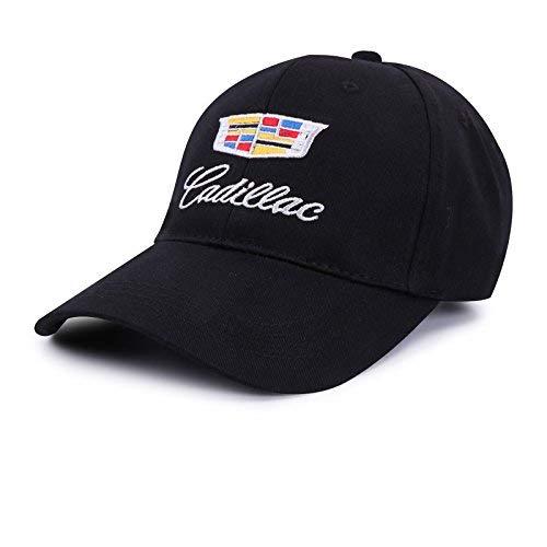 ffomo Bearfire Motor Hat F1 Formula Racing Baseball Hat (Cadillac)  ()