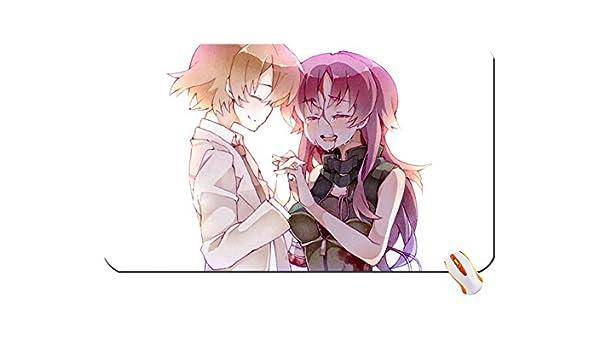 Corbata púrpura pelo anime niños anime girls futuro gran ...