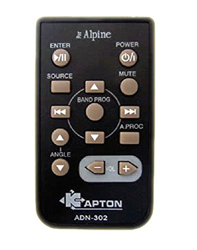 Used, REMOTE CONTROL for ALPINE INA-W900 / INA-W900BT CAR for sale  Delivered anywhere in USA