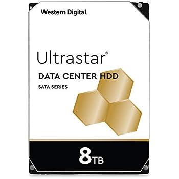 """New 10TB Ultrastar DC HC510 He10 SATA 7.2K 256MB Hard drive HDD 4Kn AF 3.5/"""" LFF"""