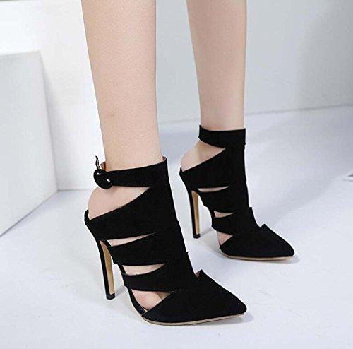 Sandalias Zapatos Mujeres para Tac de RRqnEa4r