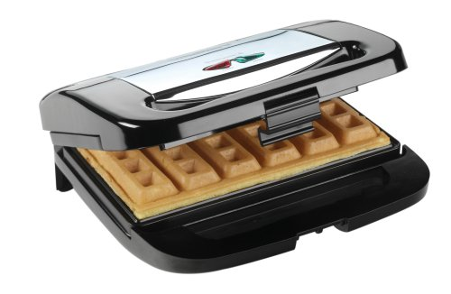 VillaWare V31200 Moderno 6-Stick Waffle Maker by Villaware
