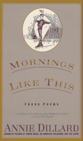 book cover of Mornings Like This