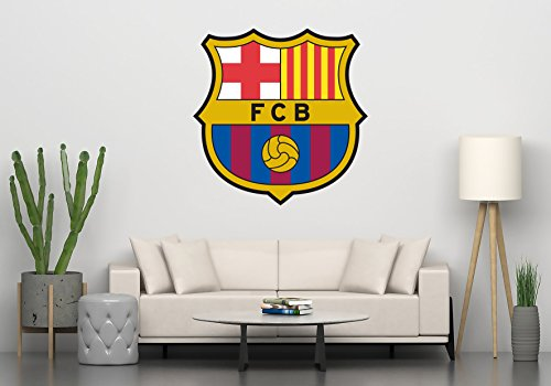 Ottosdecal Spanish soccer team - Wall Decal Vinyl Sticker for Home Interior Decoration Bedroom, Window, Mirror, Car (20'' x 20'') by Ottosdecal