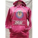 Ladies Club Chivas de Guadalajara Sudadera de Gorro Hoodie Size S