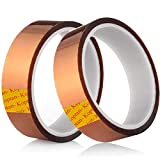 Heat Tape, YTFGGY 2 Rolls 20mm x 33m(108ft) High