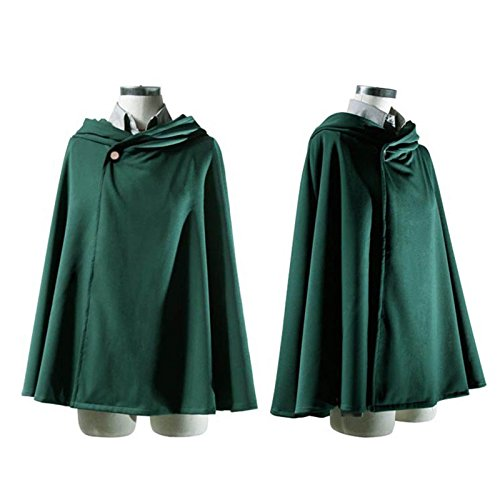 YES Product NEW! Cosplay Attack on Titan Anime Shingeki no Kyojin Cloak Cape clothes