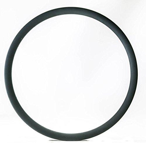 Carbon Fiber 27.5'' / 650B Mountain Bike Wheel Rim 28H 584 x 24 Matte Black NEW by Unknown