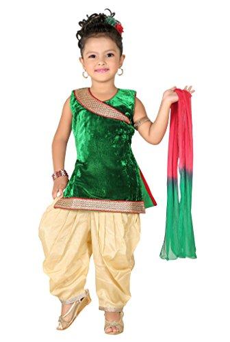 41HB1o99W6L Punjabi Dress for Kids- 30 Best Punjabi Outfits for Children