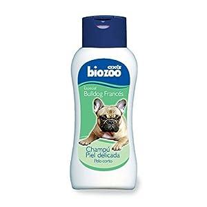 biozoo Champús para Perros CHAMPU Especial Bulldog FRANCÉS 250 ML