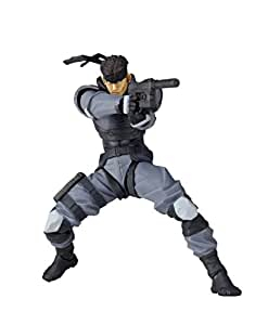 Kaiyodo Revoltech Yamaguchi Mini Action Figure #001: Metal Gear Solid: Solid Snake