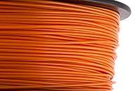 HATCHBOX 3D ABS-1KG1.75-ORN ABS 3D Printer Filament, Dimensional Accuracy +/- 0.05 mm, 1 kg Spool, 1.75 mm, Orange by HATCHBOX