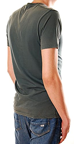 "Eleven Paris Mens T-Shirt ""Spugna"" taglia M"