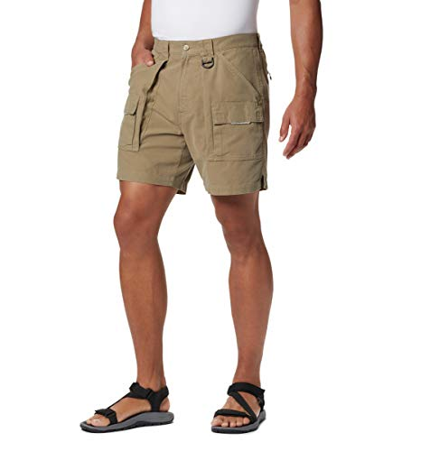 Columbia Men's Brewha II Short, Sage, XL x 7