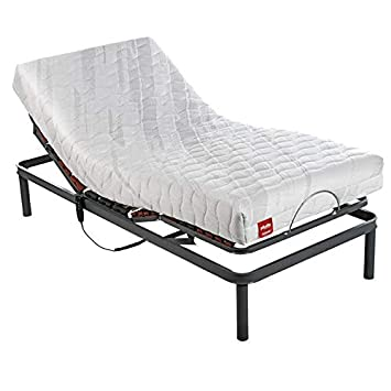 Pack colchón confortcel más Cama eléctrica articulada Pikolin - 105x190cm: Amazon.es: Hogar