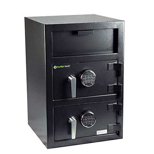 Mamba Vault SD-04EE-DLX SD-04EE Deluxe Dual Compartment Depository ()