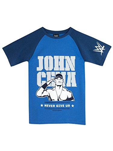 WWE Boys' WWE John Cena T-Shirt 7
