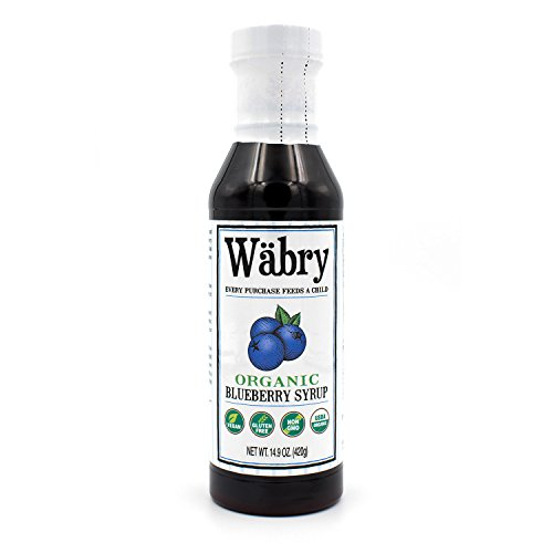 Wäbry Organic Syrup 14.9 oz - Water Syrup Corn