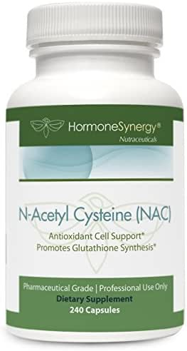 NAC N-Acetyl Cysteine 1000 mg Per Serving | 240 Capsules | Maximum Free Radical Protection* | Supports Glutathione Synthesis* |Doctor Recommended