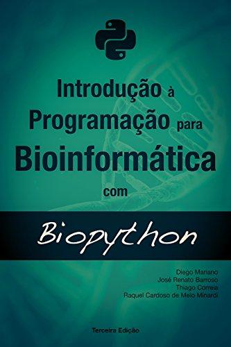 Introdução Programação para Bioinformática Biopython ebook