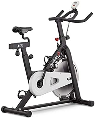 Reebok One AR Sprint Bike - 8 Niveles de inercia - 14 Kg Volante de inercia - 6.5 Kg