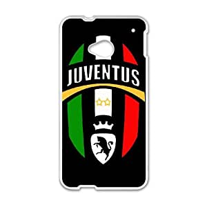 HTC One M7 Cell Phone Case White Juventus 005 VC00G629