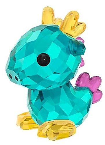 Swarovski Crystal Zodiac-Majestic Dragon Figurine 5302554