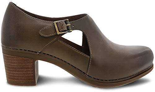 Burnished Taupe Shoe Calf Hollie Women's Dansko U7BIqw