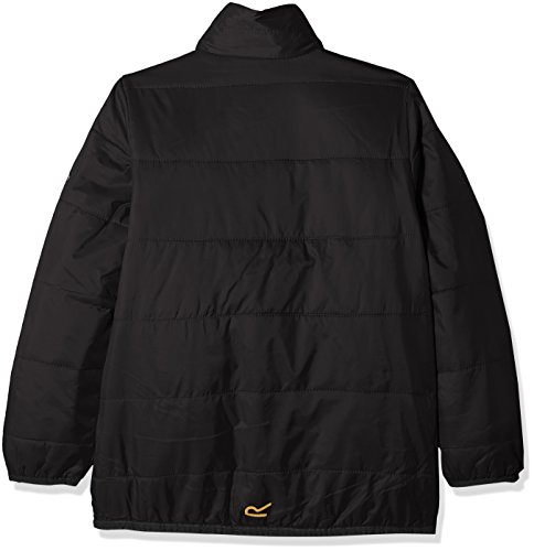 Boys' Zyber Black Regatta Jacket Black Regatta awt0Fqx