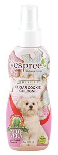 [Espree Sugar Cookie Cologne, 4 oz] (Holiday Dog Cookies)