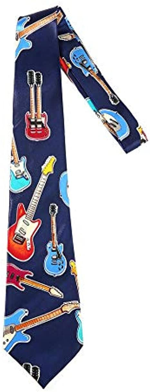 Hombres Corbata de seda Accesorios para instrumentos musicales ...