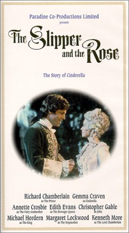 The Slipper and the Rose [VHS]