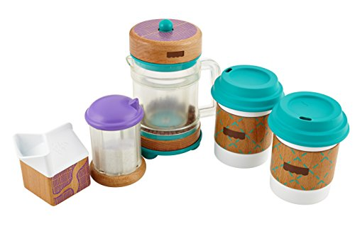 Fisher-Price Wooden Toys Early Bird Barista Set (Birds Fisher compare prices)