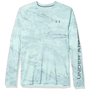 Best Epic Trends 41HB8c9rWqL._SS300_ Under Armour Men's Iso-Chill Shore Break Camo Crew-Neck T-shirt