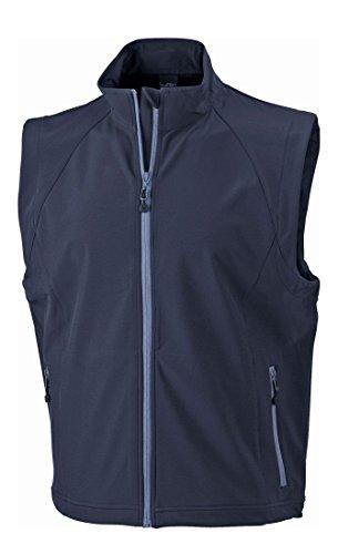Uomo Vest In Men's Navy Softshell Gilé 17aRZ
