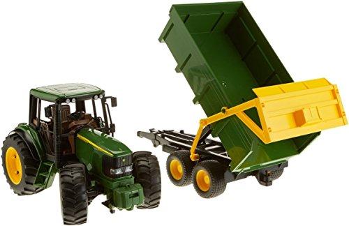 John Deere John Deere Tractor 6920 with Tipping Trailer