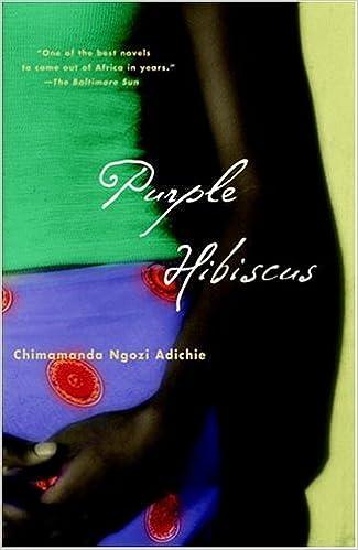 Purple Hibiscus A Novel Chimamanda Ngozi Adichie 9781400076949