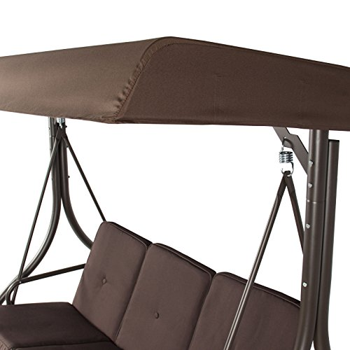Patio Swings With Canopy Costco  sc 1 st  No Place Called Home & Top 10 Best Patio Swings With Canopy Costco - Top Product Reviews ...