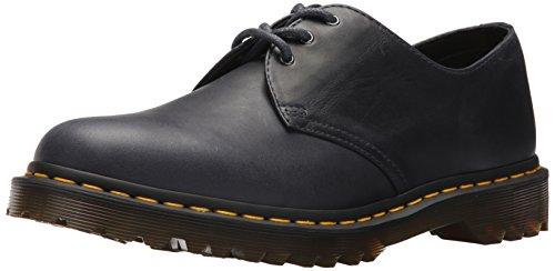 - Dr. Martens Men's 1461 Navy Orleans Oxford, 9 Medium UK (10 US)