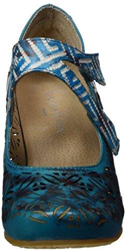 Mujer Vita Laura Merceditas Turquesa Turquoise Candice Turquoise 019 para ZnnrqxUdfX