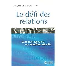 Le défi des relations: Le transfert des émotions