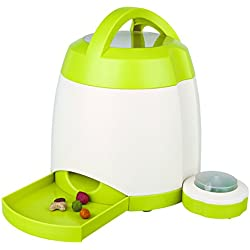 Trixie Pet Products Memory Trainer Activity for Dogs, Bright Green/White