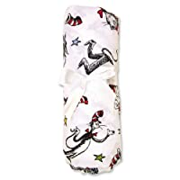 Trend Lab Dr Seuss Fitted Crib Sheet, Cat In The Hat