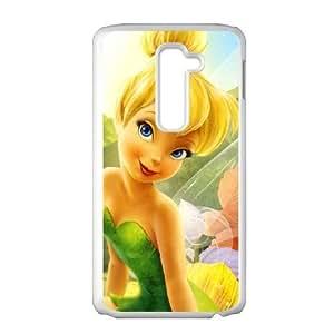 LG G2 White phone case Tinkerbell YVD8913975