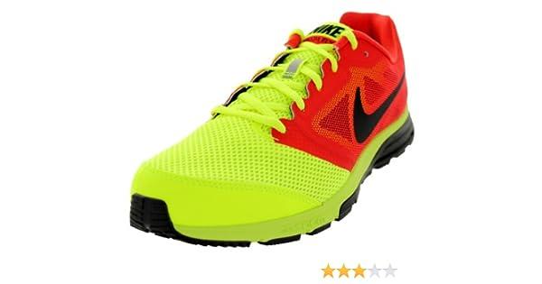 NIKE Zoom Fly Zapatilla de Running Caballero, Amarillo/Naranja, 43: Amazon.es: Zapatos y complementos