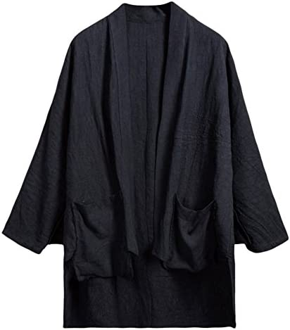 メンズ カーディガン パーカー コート 無地 羽織 シンプル トップス カジュアル おしゃれ 大きいサイズ 個性カーディガン ロング メンズファッション アウター