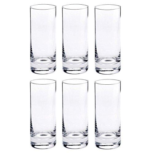 Schott Zwiesel 577705 Longdrinkglas 4858 'Paris', 330ml, H 15,6cm (6 Stück)