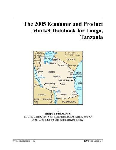 The 2005 Economic and Product Market Databook for Tanga, Tanzania PDF