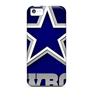 BreakFree Cowboys Durable Iphone 5c Tpu Flexible Soft Case